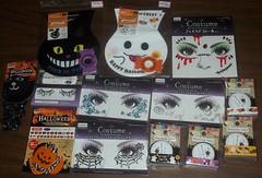 Daiso Halloween goodies (Amane-chan) Tags: halloween daiso daisousa usa usadaiso japan japanese halloween2016 halloweenhaul haul halloweendaiso treat bags decotape deco tape texas texasdaiso daisotexas