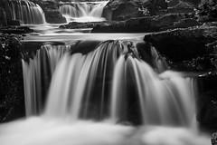 Monte Gelato Waterfall BW (savolio70) Tags: montegelato waterfall cascata treja savolio stefanoavolio longexposure nd nd1000 biancoenero bw blackwhite blackandwhite monocromo tempilunghi