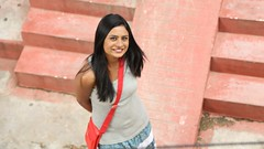 South Actress Deepika Das Hot In Modern Dress Photos Set-4 (13)