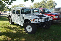 1997 Hummer H1 (DVS1mn) Tags: car cars carshow automobile auto automobiles automotive 1997 hummer h1 97 generalmotors gm truck
