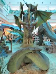 Drago Serpente (liasena17) Tags: drago dragon exposio shopping iguatemi fortaleza