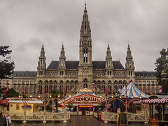Rathaus, Vienna (mister_wolf) Tags: austria cityhall rathaus vienna wien