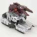 Transformers Megatron Legends con Chop Shop - Transformers Generations Takara - modo alterno