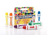 Do A Dot Art! Markers 6-Pack Rainbow Washable Paint Markers, The Original Dot Marker (finiarisab) Tags: 6pack marker markers original paint rainbow washable
