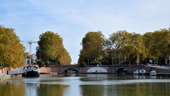 Ponts Jumeaux (frogizlou) Tags: toulouse automne fall autumn france canal brienne midi ponts jumeaux