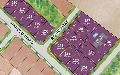Lot 121 / 42 Rees James Road, Raymond Terrace NSW 2324