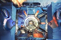 BABAR Detector (SLAC National Accelerator Laboratory) Tags: babar particlephysics collider bfactory slac slacarchivesandhistoryoffice slacnationalacceleratorlab