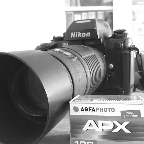 Today: The Beast #nikon_photography #nikonf4s #nikon #nikon_owners #nikonlove #filmisnotdead #analog #analogphotography #ishootfilm #filmphotography #apx100 #agfaphoto #münster #münsterliebe #münstergram