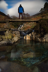Bridge across the Watkin pools (A Crowe Photography) Tags: canon canon6d canon24105f4 wales welshflickrcymru welshphotographer welshphotography welshlandscape northwales cymru flickrwales