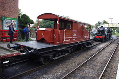 IMGP5567 (Steve Guess) Tags: ropley alresford alton hampshire hants steam railway trains loco locomotive british railways england gb uk queen mary brake