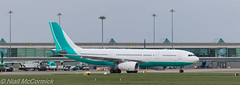 CS-TFZ Hi Fly Airbus A330-243 (Niall McCormick) Tags: dublin airport eidw aircraft airliner cstfz hi fly airbus a330243