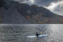WastWaterKayak061116-6074 (RobinD_UK) Tags: wast water kayak paddle cumbria lake district wasdale