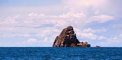Rock island (hernancca) Tags: island landscape landscapes bolivia lake titicaca rock sky hernancca