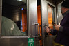 Doors (dtanist) Tags: nyc newyork newyorkcity new york city sony a7 canon fd 50mm staten island ferry siferry manhattan harbor boat ship doors
