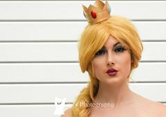 Princess Peach (Kimi's Photography) Tags: princess peach smash bros london comic con mcm expo october 2016