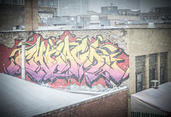 CHICAGO (Rodosaw) Tags: documentation of culture chicago graffiti photography street art subculture lurrkgod