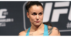 Some of the latest News from MMA Weekly Raquel Pennington on UFC... (garry21) Tags: some latest news from mma weekly raquel pennington ufc