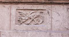 Dragon (Ed Newman) Tags: gargoyle sculpture newyork newyorkarchitecture newyorkcity gothamist upperwestside