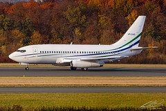 Jet Connections Ltd - Boeing 737-200 - VP-CAQ - Paderborn/Lippstadt Airport (PAD/EDLP) - 04/11/2016 (spottermarc) Tags: jet connections ltd boeing 737 200 737200 732 b732 2v6a 2v6 adv advanced limited serial number 22431 803 n57008 pad edlp paderborn lippstadt aircraft aviation take off airplane cn ln airport hbieh petrolair privatair n737wh southern services n787wh airline vip privatjet plane canon 5d mark ii transport renton