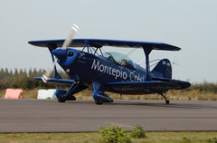 pitts S2B (Zemikel) Tags: pitts s2b aerobatic plane aircraft ford montepio