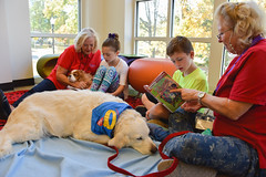 2016 Milton Literary Festival (City of Milton, GA) Tags: milton cityofmiltonga literary festival community hometown books poets authors art family ya children therapydogs volunteers poetry literature music arts bettertogether library reading trail