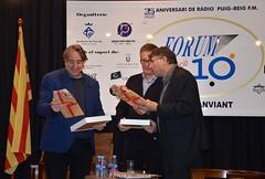 DSC_0100b (Pep Companyó - Barraló) Tags: 2511 forum 10 juanjo puigcorbe enric badia forum10 radio puigreig bergueda barcelona catalunya jornades