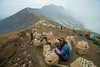 Sulfur Guy (Thanwan Singh) Tags: sulfur ijen mountain hiking people nationalgeographic new latest dark bright hike carry dangerous acidic surabaya indonesia travelling thanwansingh blackjuice7 wanphotography photogrraphy travel landscapes stories phototalk photoseries