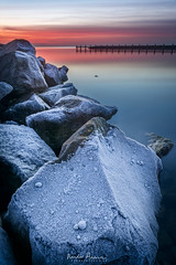 Freezing Sunset