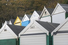 Beach Hut central (Tony Shertila) Tags: 20161027133716 europe britain england dorset poole coast town beachhuts outdoor gbr geo:lat=5071120933 geo:lon=189592481 geotagged unitedkingdom westbourne westbourneandwestcliffward