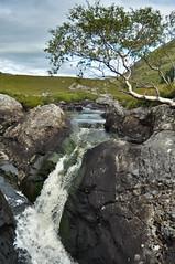 River Elchaig (hr43) Tags: fallsofglomach sallachy loch long dornie wester ross highland scotland