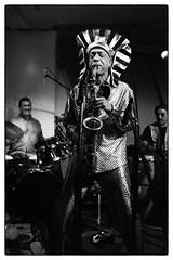 Idris Ackamoor & The Pyramids @ Cafe Oto, London, 19th November 2016 (fabiolug) Tags: sax saxophone idrisackamoorthepyramids idrisackamoor thepyramids pyramids jazz spiritualjazz spacejazz avantgarde avantgardejazz cafeoto london dalston music gig performance concert live livemusic leicammonochrom mmonochrom monochrom leicamonochrom leica leicam rangefinder blackandwhite blackwhite bw monochrome biancoenero voigtlandernoktonclassic35mmf14 voigtlandernokton35mmf14 voigtlander35mmf14 35mm voigtlander