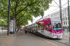 Bombardier Flexity Swift (K4000) der KVB Kln (Vitalis Fotopage) Tags: k 4000 k4000 bombardier kln klner verkehrsbetriebe strassenbahn tram strasenbahn stadtbahn flexity swift kvb