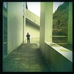 nariwa art museum (square_shooter) Tags: ando tadao japan nariwa art museum hipstamatic w40 jimmy iphone square