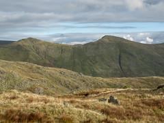 Froswick & ill Bell Ridge (Max Zappa) Tags: cumbria lakedistrict fell fellwalking landscape wainwright england mountain ridge hill mountainside