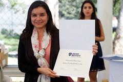Carmen Had a UDG Diploma
