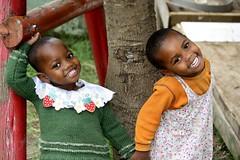 Zusjes Sumaya en Rukaya