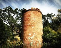 Frenchman's Tower (metaashley) Tags: urban tower wanderlust paloalto frenchmans urb