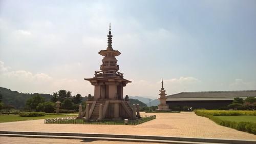 석가탑과 다보탑