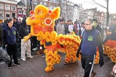 NYE Dragon (fionavparker) Tags: amsterdam dragon nye amsterdamcanal