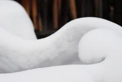 (Vakhr) Tags: winter white snow abstract russia kostenevo