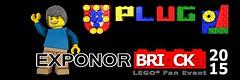 Exponor BRInCKa 2015 - Main Logos 3B (Portuguese LUG) Tags: plug 2015 exponor brincka brincka2015 exponorbrincka2015