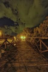 Bridge (SalvaMarc) Tags: bridge night lights pentax 10mm k50 samyang pentaxiani