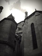 Eglise (chang_j1) Tags: monochrome architecture glise