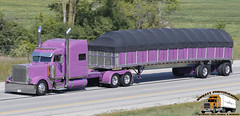 TTI Transportation Lavender Special Peterbilt (Winglet Photography) Tags: road truck canon highway purple transport lavender surface semi chrome transportation hauling 7d trucks openroad interstate dslr custom trucking 41 peterbilt stockphoto tractortrailer haulage tti wingletphotography georgewidener georgerwidener