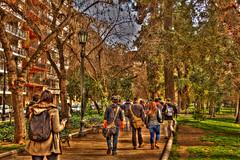 Parque Forestal. Santiago, Chile. (Alexis 867) Tags: chile parque santiago southamerica hdr sudamerica parqueforestal santiagodechile stgo
