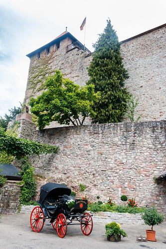Le château Eberstein