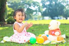 Lynzy Kyel (Jr Libunao) Tags: birthday bear portraits photography bay kid candy teddy 1st philippines bubbles lolipop pre subic sbma 2015 kyel sbfz lynzy disinwebe