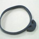 ケーブル結束輪ゴムの写真