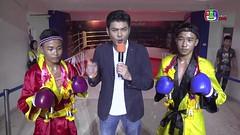 ศึกมวยไทยลุมพินีเกริกไกร ล่าสุด 2 /3 26 กันยายน 2558 Muaythai HD - YouTube