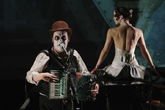 Theatre Essentials: The Tiger Lillies – <em>Lulu, a Murder Ballad</em>